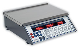 Detecto PC-30 Digital Price Computing Scale for deli